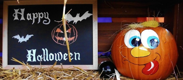 Как се празнува Хелоуин в Англия