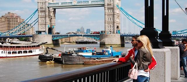 Най-Посещаваните Забележителности в Лондон