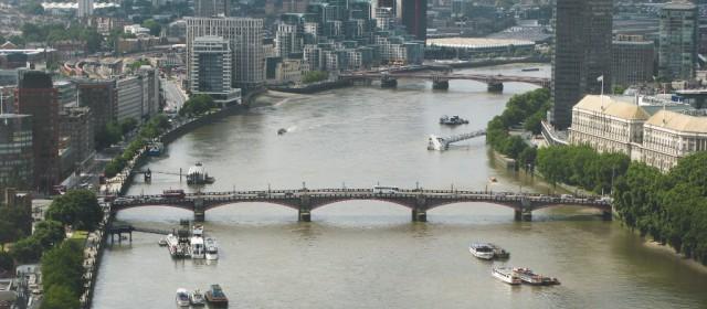 Река Темза – Един от Символите на Лондон