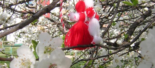 Баба Марта – празникът на пролетта и мартеничките