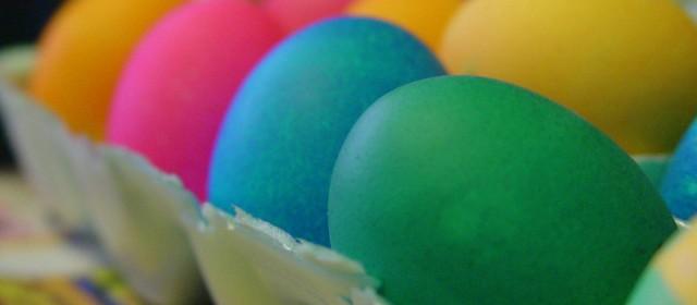 Традициите за Великден в България и Англия