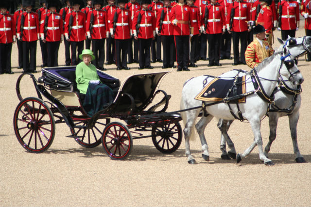 Каретата на Кралицата