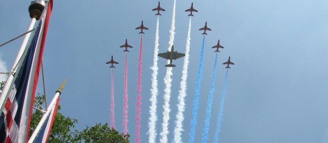Trooping the Colour – парадът по случай рождения ден на Кралицата