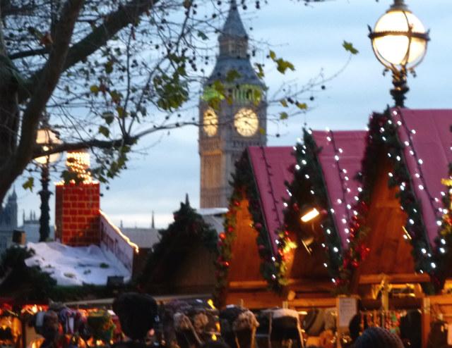 Коледен базар в сърцето на Англия