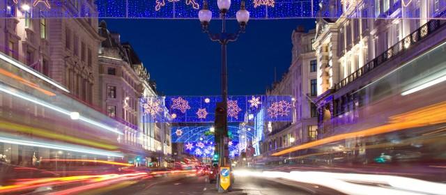 Коледни базари и фестивали в Лондон
