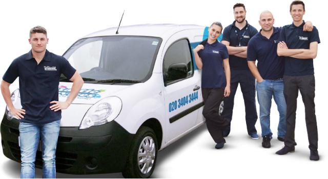 Собствен бизнес в Лондон  в партньорство с Fantastic Services