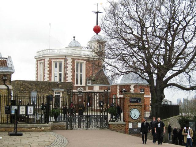 Астрономическата обсерватория в Гринуич, Лондон