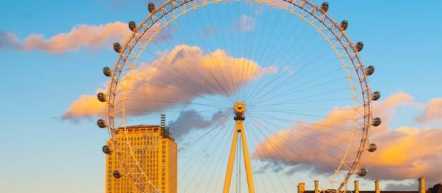 Окото на Лондон (The Eye of London) – символ на града