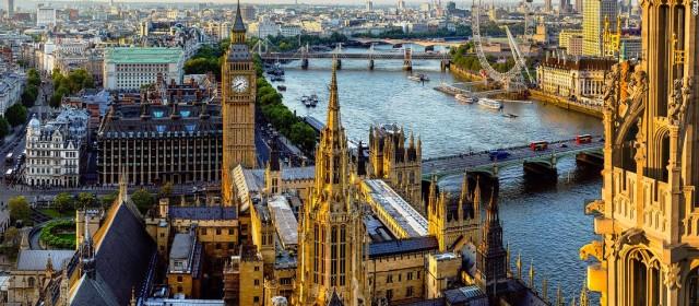 "Часовниковата кула ""Биг Бен"" – Лондон"